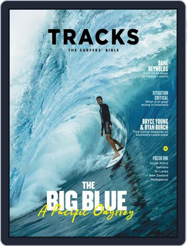 Tracks (Digital) April 1st, 2019 Issue Cover