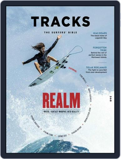 Tracks (Digital) October 1st, 2018 Issue Cover