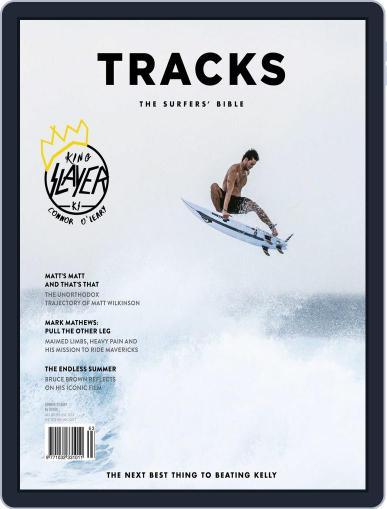 Tracks (Digital) December 1st, 2017 Issue Cover