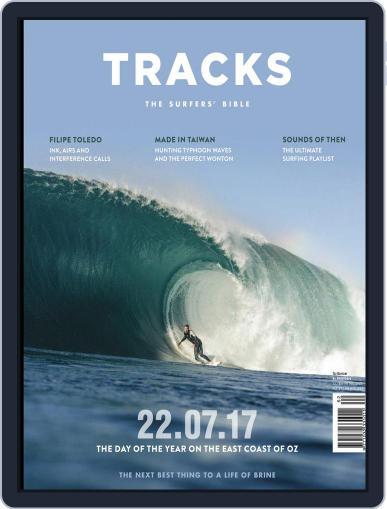 Tracks (Digital) September 1st, 2017 Issue Cover