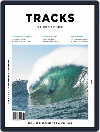 Tracks (Digital) July 1st, 2017 Issue Cover