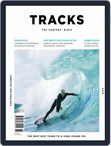 Tracks (Digital) May 1st, 2017 Issue Cover