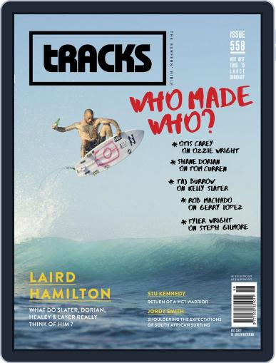 Tracks (Digital) March 1st, 2017 Issue Cover