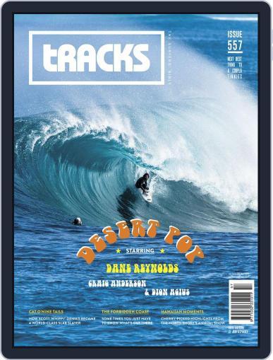 Tracks (Digital) February 1st, 2017 Issue Cover