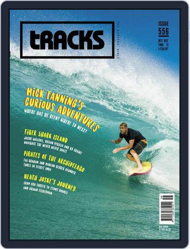 Tracks (Digital) January 1st, 2017 Issue Cover