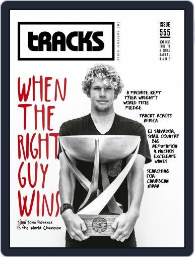 Tracks (Digital) December 1st, 2016 Issue Cover