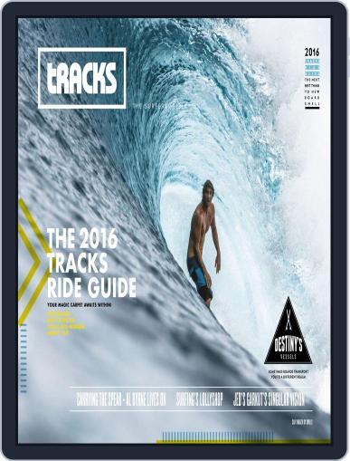 Tracks (Digital) November 15th, 2016 Issue Cover