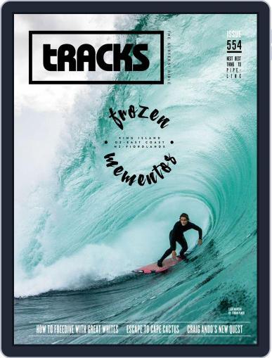 Tracks (Digital) November 1st, 2016 Issue Cover