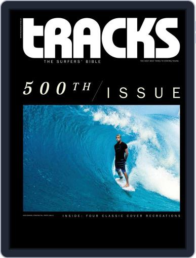 Tracks (Digital) April 9th, 2012 Issue Cover