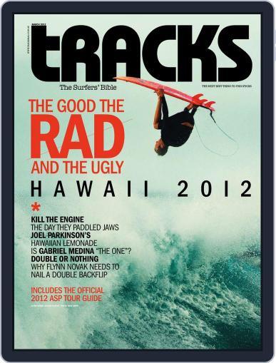 Tracks (Digital) February 12th, 2012 Issue Cover