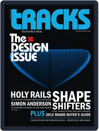 Tracks (Digital) January 17th, 2012 Issue Cover
