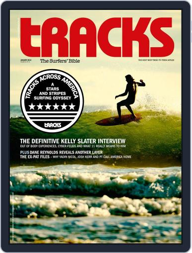 Tracks (Digital) December 6th, 2011 Issue Cover
