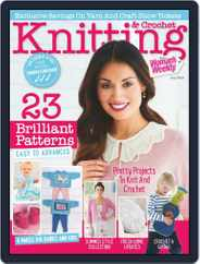 Knitting & Crochet from Woman's Weekly Magazine (Digital) Subscription July 1st, 2018 Issue
