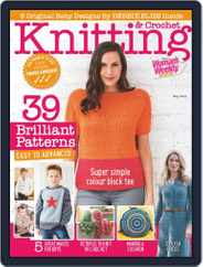Knitting & Crochet from Woman's Weekly Magazine (Digital) Subscription May 1st, 2018 Issue
