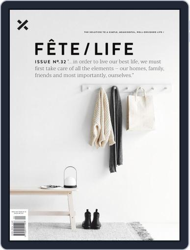 Fête (Digital) August 21st, 2019 Issue Cover