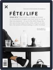 Fête (Digital) Subscription April 1st, 2017 Issue