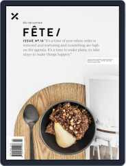 Fête (Digital) Subscription April 1st, 2016 Issue