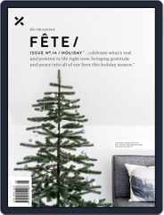 Fête (Digital) Subscription December 31st, 2015 Issue