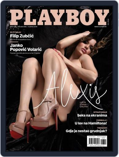 Playboy Croatia (Digital) March 1st, 2020 Issue Cover