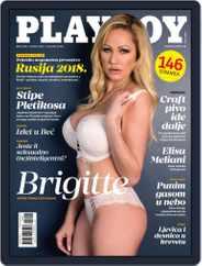 Playboy Croatia (Digital) Subscription June 1st, 2018 Issue
