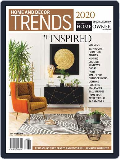 South African Home Owner (Digital) February 15th, 2020 Issue Cover