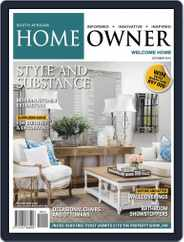 South African Home Owner (Digital) Subscription October 1st, 2019 Issue