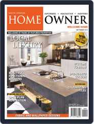 South African Home Owner (Digital) Subscription September 1st, 2019 Issue