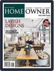 South African Home Owner (Digital) Subscription July 1st, 2019 Issue