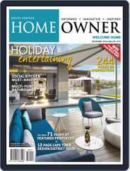 South African Home Owner (Digital) Subscription December 1st, 2018 Issue