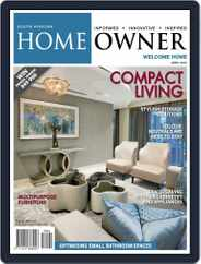 South African Home Owner (Digital) Subscription April 1st, 2018 Issue