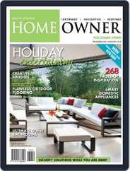 South African Home Owner (Digital) Subscription December 1st, 2017 Issue