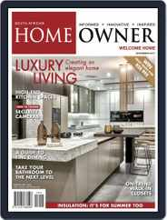 South African Home Owner (Digital) Subscription November 1st, 2017 Issue