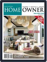 South African Home Owner (Digital) Subscription September 1st, 2016 Issue