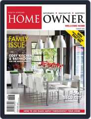 South African Home Owner (Digital) Subscription July 18th, 2016 Issue