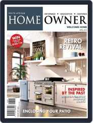 South African Home Owner (Digital) Subscription March 21st, 2016 Issue