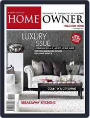South African Home Owner (Digital) Subscription November 1st, 2015 Issue
