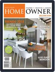 South African Home Owner (Digital) Subscription November 23rd, 2014 Issue