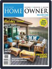 South African Home Owner (Digital) Subscription October 20th, 2013 Issue