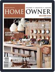 South African Home Owner (Digital) Subscription August 18th, 2013 Issue