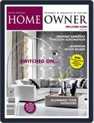 South African Home Owner (Digital) Subscription March 24th, 2013 Issue