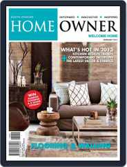 South African Home Owner (Digital) Subscription January 20th, 2013 Issue