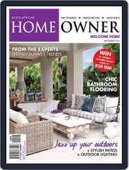 South African Home Owner (Digital) Subscription August 19th, 2012 Issue
