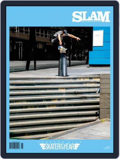 Slam Skateboarding February 1st, 2017 Digital Back Issue Cover