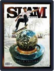 Slam Skateboarding (Digital) Subscription August 1st, 2016 Issue