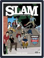 Slam Skateboarding (Digital) Subscription December 3rd, 2015 Issue