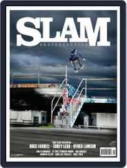Slam Skateboarding (Digital) Subscription August 1st, 2015 Issue