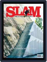 Slam Skateboarding (Digital) Subscription February 5th, 2015 Issue