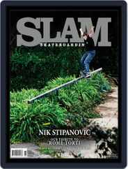 Slam Skateboarding (Digital) Subscription October 2nd, 2014 Issue
