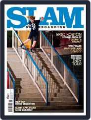 Slam Skateboarding (Digital) Subscription June 28th, 2011 Issue