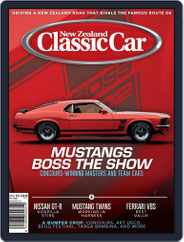 NZ Classic Car (Digital) Subscription April 1st, 2020 Issue